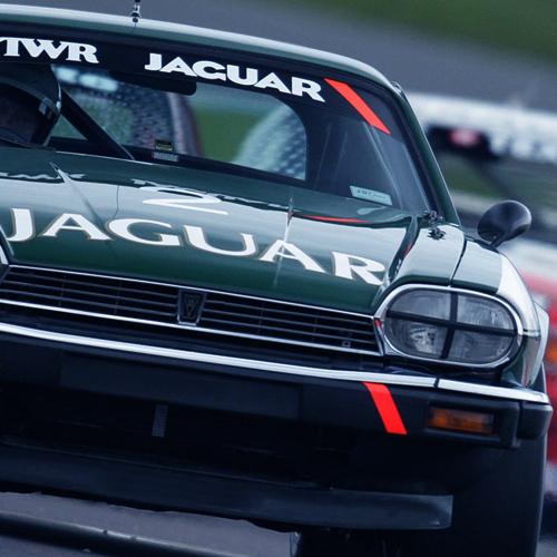 1:18 1975 JAGUAR XJ-S V12 COUPÉ (RACING EDITION)