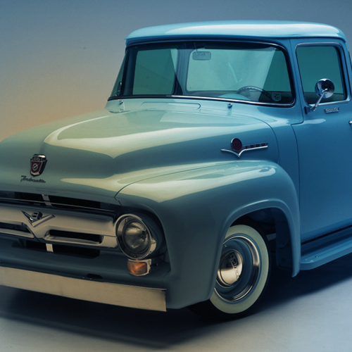 1:43 1953 FORD F-100 PICK UP