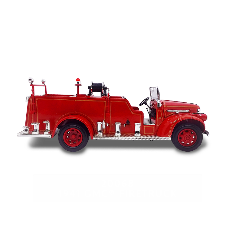 Lucky Die 24 Products Limited» 1941 Firetruck Factory Gmc® 1 Cast 35L4RjA