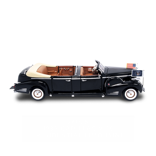 1:24 1938 CADILLAC V-16 PRESIDENTIAL LIMOUSINE