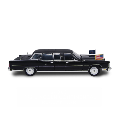 1:24 1972 LINCOLN CONTINENTAL REAGAN CAR