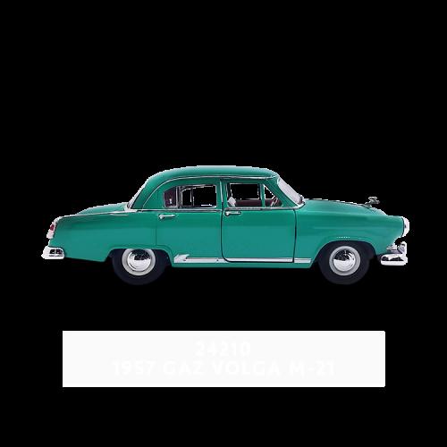 1:24 1957 GAZ VOLGA M-21