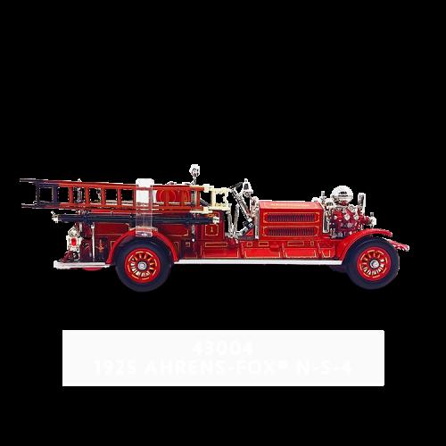 1:43 1925 AHRENS-FOX® N-S-4