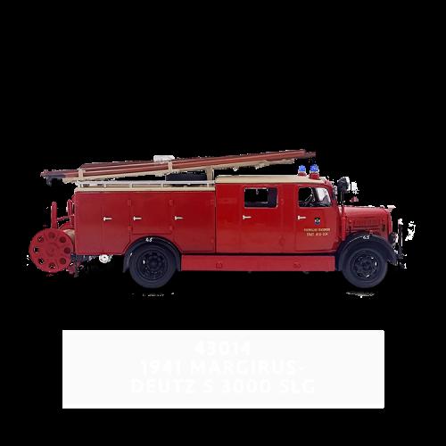 1:43 1941 MARGIRUS-DEUTZ S 3000 SLG