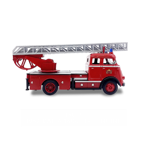 1:43 1962 DAF A 1600 FIRE ENGINE