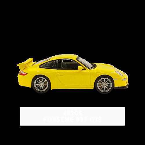 1:43 PORSCHE 997 GT3