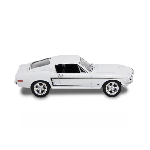 1:43 1968 FORD MUSTANG GT