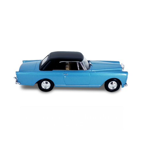 1:43 1961 BENTLEY S2 CONTINENTAL (ROOF TOP)
