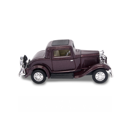1:43 1932 FORD 3-WINDOW COUPE