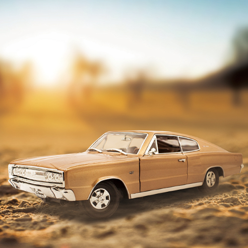 1:18 1966 DODGE CHARGER